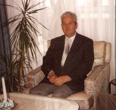 Pastor Constantin Cretan Foto Viorel Udriste