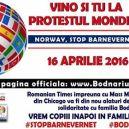Vino si tu la protest Foto Tribuna Romaneasca