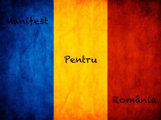 Manifest pentru Romania Foto reteacrestina.ro