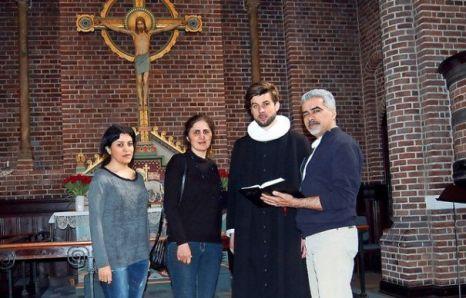 Botez musulmani convertiti in Copenhagen