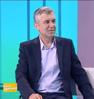 Daniel Bodnariu Emisiunea Dimineata cu speranta, Speranta TV 17 aprilie 2016
