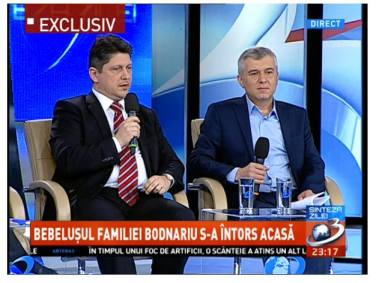 Daniel Bodnariu,Titus Corlatean