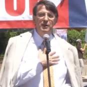 Daniel Branzei protest Los Angeles