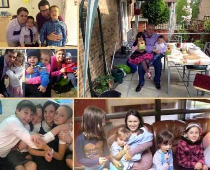 Familia Avramescu,Florin Barbu, Familia Nan, Bradeanu, fam. Bodnariu