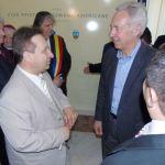 Ionel Tutac intalnire cu Ambasadorul SUA HansKlemm