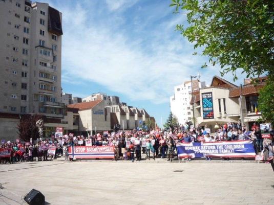 Protest Targu Mures