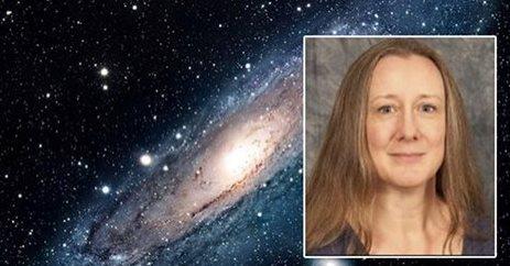 Sarah Salviander, astronom si astrofizician