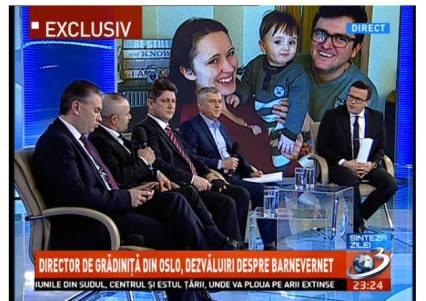 Sinteza Zilei familia Bodnariu