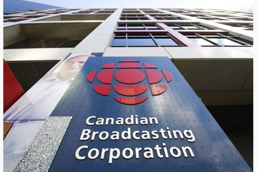 Canadian Broadcasting Corp Canada