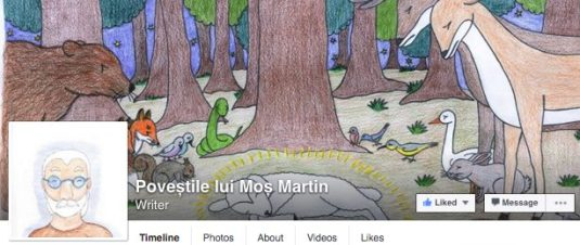 Povestile lui Mos Martin FB