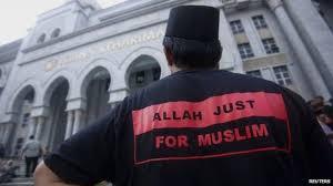 biserici atacate in Malaysia