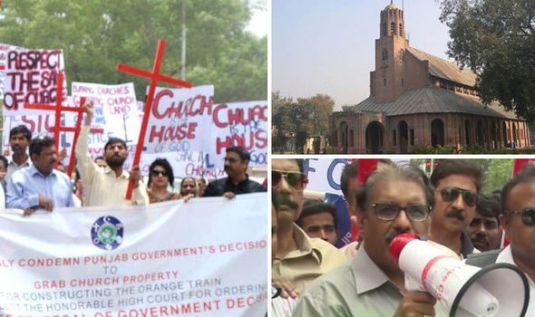 """Crestinii din Pakistan, strigat de disperare dupa ce au aflat ca le vor fi DISTRUSE bisericile: """"Salvati credinta noastra"""""""