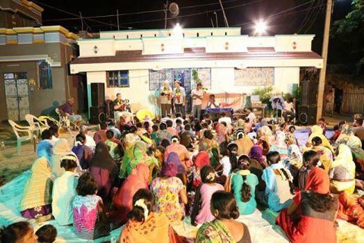 Pastor Stanciu Cornel din Mosnita Noua, vizita in INDIA Foto Ciprian Barsan