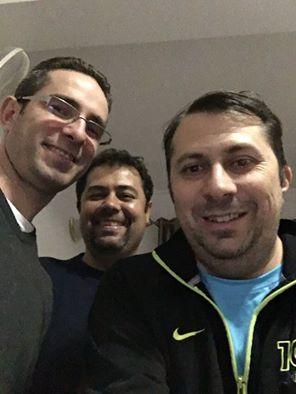 Ciprian Barsan, Danie Hada, Marcel Saitis