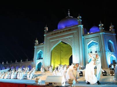 China va construi un parc de distracţii cu tematică musulmană