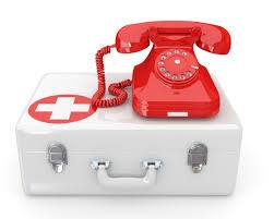 red phone medical