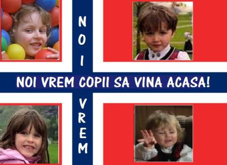 Copiii Bodnariu Noi Vrem Copiii Acasa Foto Hadassa Coquin