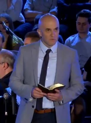 Cristi Sonea Pastorul Cel Bun