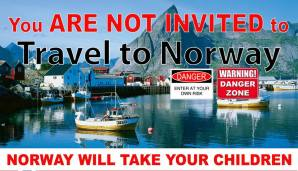 Do not travel to Norway