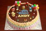 La multi ani, AndyBarbu