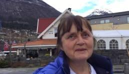 Mama lui Ruth, bunica copiilor Bodnariu