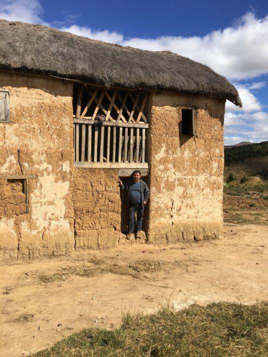 Misiune in Madagsacar Ciprian Barsan