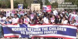 Norway return the children to Bodnariu familly 1