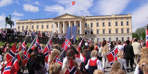 Norway's National Day Foto visitnorway.com