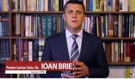Ioan Brie Institutul Teologic Penticostal