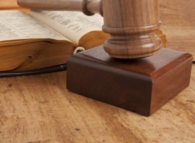 judge law court