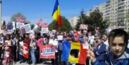 protest Romania Foto Ziar.com