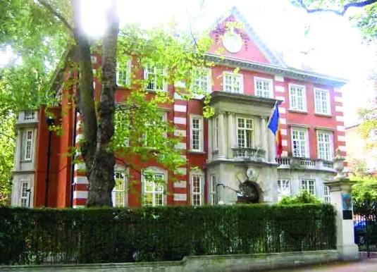 Secţia Consulară a Ambasadei României la Londra