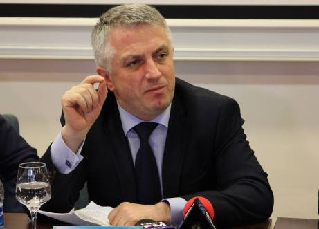 Marius Bostan, ministrul Comunicațiilor FOTO transilvaniareporter.ro