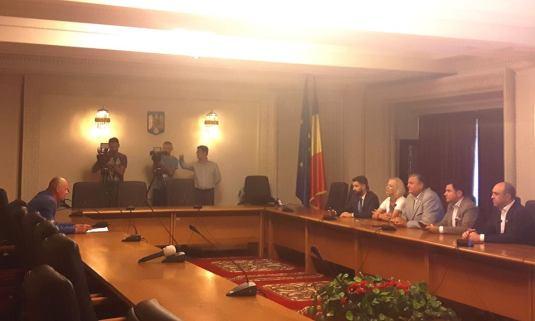 Comunicat de presă Ref: Cazul Barbu dezbătut în Comisia pentru comunităţile de români din afara graniţelor ţării din Camera Deputaților