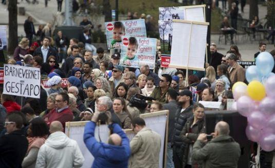 Protest Oslo