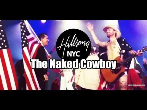 Hillsong naked cowboy
