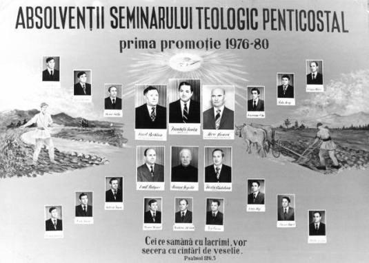 Foto ITP Institutul Teologic Penticostal sărbătorește 40 de ani de existență