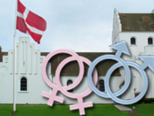 Denmark forces churches to perform gay weddings FOTO cbn.com/