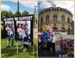 Album FOTO 2 – PROTEST Anti Barnevernet in OSLO, NORVEGIA 11 iunie2016