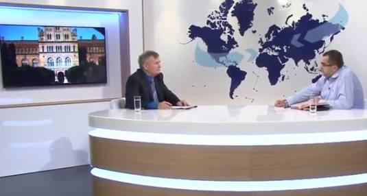 Ce se intampla in Ucraina Samy Tutac Tudor Petan la Alfa Omega TV