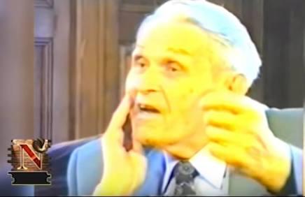 Corneliu Coposu o profetie cutremuratoare - Clipurile PNTCD