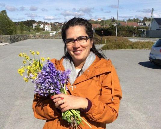 Cristina Stella Ciutacu romanca din NORVEGIA