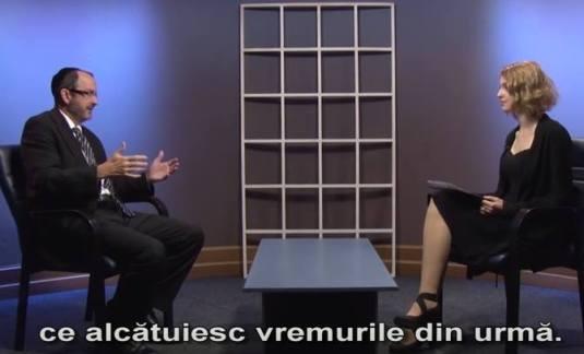 Dr. Baruch interviu Cristina Horvath