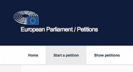 European Parliament Petitions for Florin Barbu