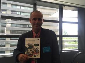 Florin Barbu - Invitat la Parlamentul European - Vocea Cetățenilor in UE