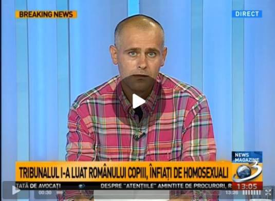 Florin Barbu la Antena 3