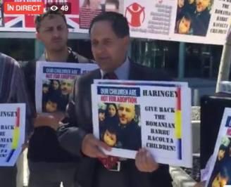 Florin Barbu Protest captura live feed Agnus Dei 16 iunie