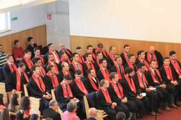 Institutul Teologic Penticostal Grupul de absolvenți 2016 1