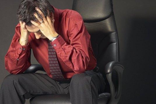preacher man pastor stressed discouraged