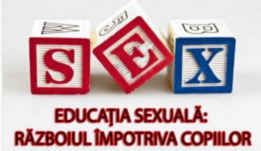 RĂZBOIUL ÎMPOTRIVA COPIILOR- noul documentar care expune eforturile de sexualizare a copiilor